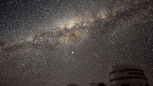 Her Gün Dünya'ya 60 Ton Kozmik Toz Yağıyor