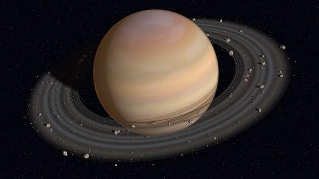 Satürn'de Bir Günün Ne Kadar Sürdüğünü Sonunda Biliyoruz
