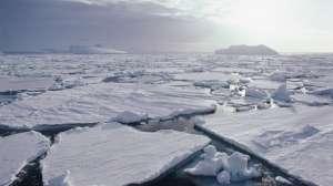 Antarktika'daki erimeyle deniz seviyesi yükseliyor