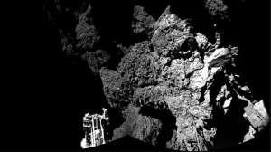 Kayıp modül Philae bulundu