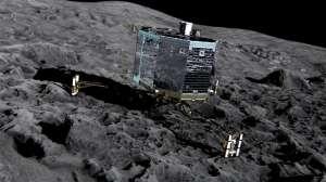 Kuyruklu yıldız kaşifi Philae'ye veda zamanı