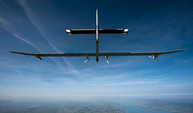 Solar Impulse 2 en zorlu yolculuğuna çıkacak