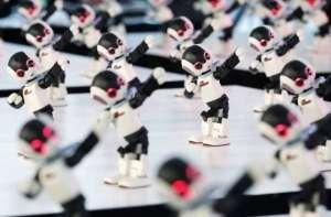 9. İTÜ robot olimpiyatları başladı