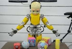 Türkiye'nin çocuk robotu büyüyor