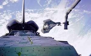 Uzay boşluğunda teleskop tamiri