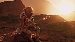 The Martian'dan 3 dakikalık yeni fragman