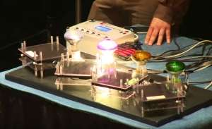 "CERN'den ""Kozmik Piyano"""