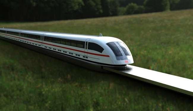 Maglev Treninin Çalışma Prensibi