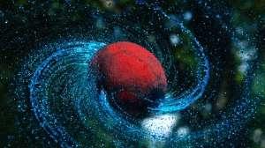Islak Topla Galaksi Efekti Yaratma Deneyi