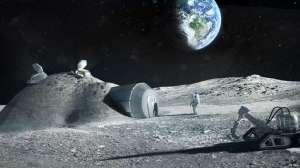 Ay'da köy kurmayı planlıyorlar