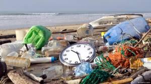 2050'de denizlerde balıktan çok çöp olacak