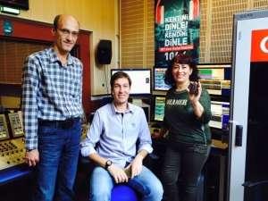 Dünya Dışı Akıllı Yaşam ve Kara Delikler - TRT Kent Radyo Yayını