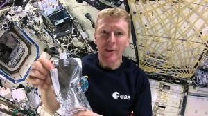 Uzay İstasyonu'nda Kahve Nasıl Yapılır?