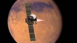 Mars'ta yaşam izlerini araştıracak projenin startı verildi