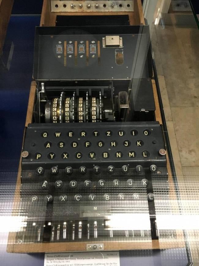 Muhteşem Bir Mücadele: Enigma Makinesi ve Alan Turing alan turing3 m