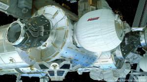 Mars için tasarlanan şişme ev ISS'te