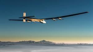 Solar Impulse 2 Pasifik Okyanusu'nu geçmeyi başardı