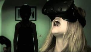 Sanal Gerçeklikte Paranormal Activity Denenirse Ne Olur?