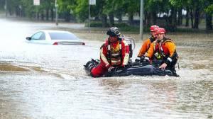Bir milyar kişi sel tehdidi altında yaşayacak