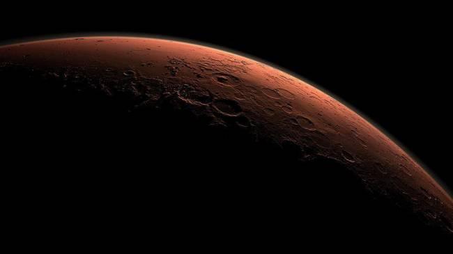 Mars'ta yeni keşif