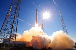 Space X Falcon 9 İkinci Kez Karaya İndi