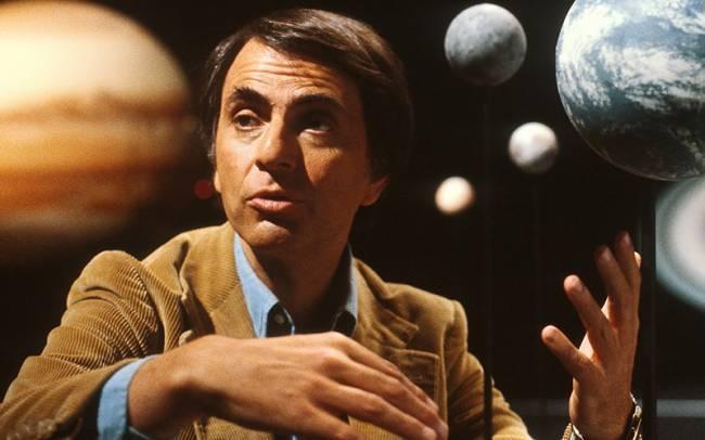 Carl Sagan: Garajımdaki Ejderha