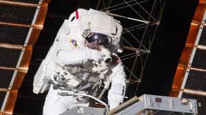Uzayda kesintisiz en uzun süreli kalma rekoru kırıldı