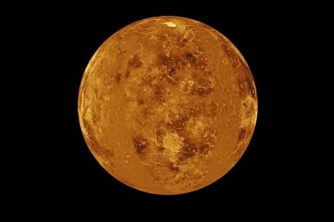 Venüs Bir Zamanlar Yaşama Elverişli Bir Yerdi