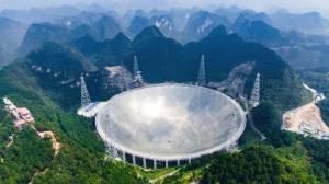 30 futbol sahası büyüklüğündeki teleskop test ediliyor