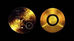 İnsanlığı uzaylılara anlatan altın plak yeniden basılıyor
