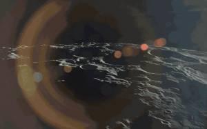 Ay'dan Dünyayı izlemek nasıl olurdu?