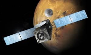 Marsa iniş yapan Schiaparelli'den haber alınamıyor