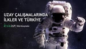 'Uzay Çalışmalarında İlkler ve Türkiye' konulu konferansımız 16 Ekim'de!