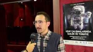 Türkiye'deki Uzay Çalışmaları - Furkan Ali Küçük [Röportaj]
