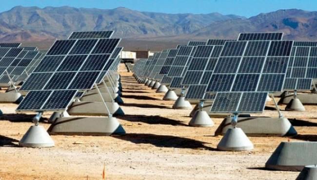 Türkiye dev güneş enerji santralini kuruyor