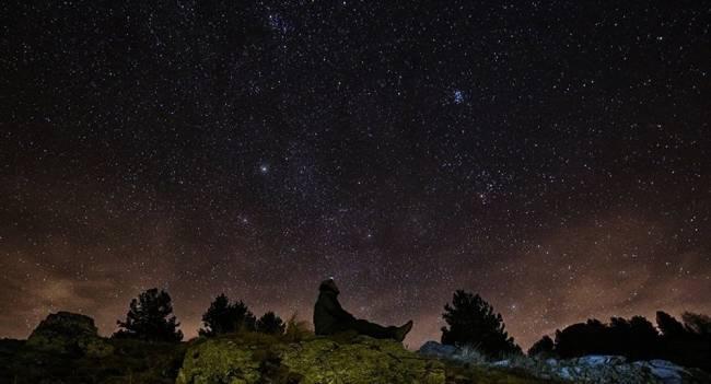 Orinoid meteor yağmuru ile gökyüzü rengârenk olacak