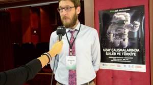 Uzay Çalışmalarının Önemi - Süleyman Fişek [Röportaj]