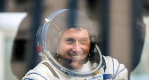 Başkanlık seçimleri için uzay istasyonundan oy kullandı