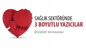 """""""Sağlık Sektöründe 3 Boyutlu Yazıcılar"""" konferansımız 20 Kasım'da!"""