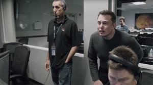 Elon Musk ve ekibinin Falcon 9 fırlatılırken yaşadığı heyecan