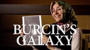 """Türk Bilim İnsanının Büyük Başarısı: """"Burçin'in Galaksisi"""""""