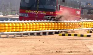 Döner Bariyer Teknolojisi Yollarda Kullanılmaya Başlandı