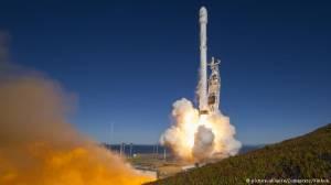Falcon 9 roketi tekrar fırlatıldı