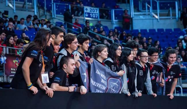 İnanç Mekatronik Kulübü, uluslararası robotik yarışmasında!