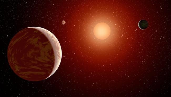 Komşu Bir Güneş Sisteminde Yaşanabilir Bölge Keşfedildi