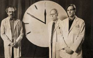 """Kıyamet Saati'ne göre """"Gece Yarısı""""na 2.5 dakikadan daha az kaldı"""