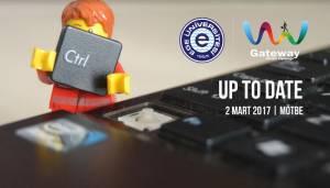 Up To Date Teknoloji Zirvesi 2 Mart'ta Ege Üniversitesi'nde!