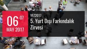 Sınır Tanımayan Bilim İnsanları YFZ2017'de Bir Araya Gelecek!