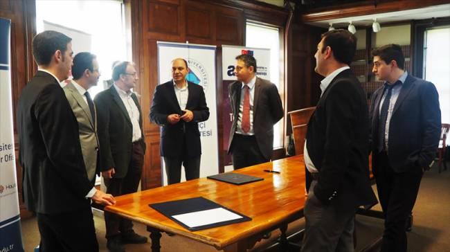 Boğaziçi Üniversitesi'nde Geliştirilen Biyosensör Teknolojisi Yatırım Aldı