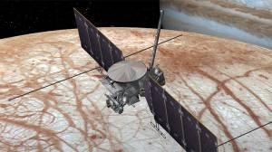 2025'te NASA ve ESA Europa'da Dünya Dışı Yaşam Arayacak